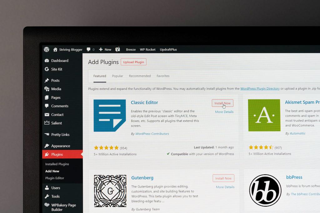 Method 2 Using a Backup WordPress Plugin
